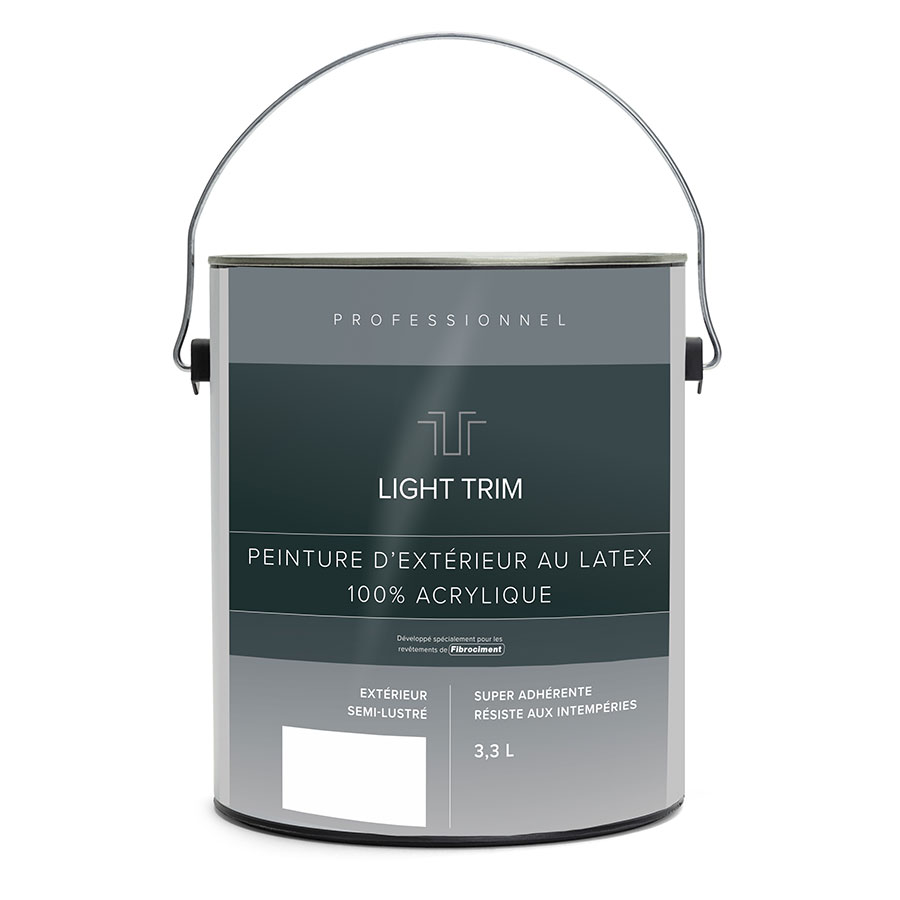 Light Trim paint - Peinture Light Trim