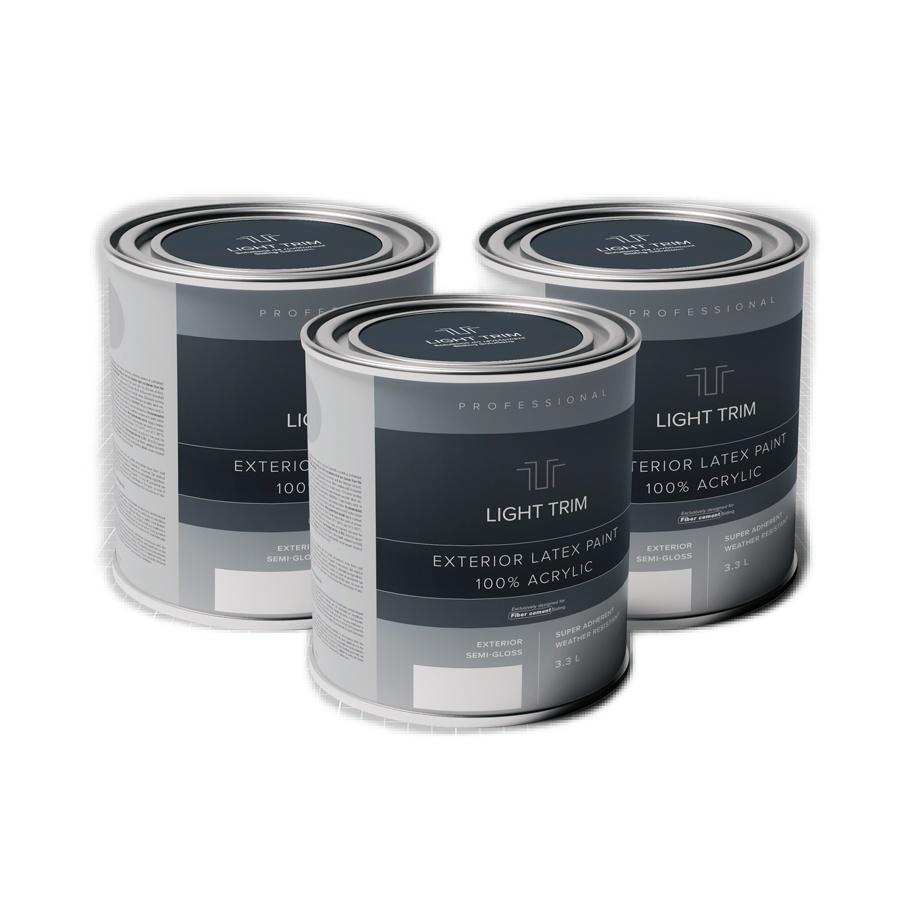 Light Trim Paint - Peinture 3,3 L